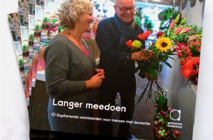 Brochure Alzheimer Nederland
