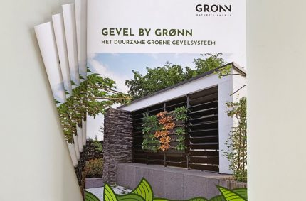 Brochure GEVEL BY GRØNN
