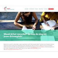 Website Jongerenambassadeurs