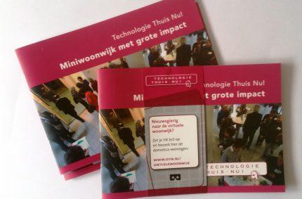 TTN brochure met terugblik