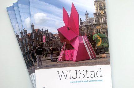 WIJStad boekje voor de TU Delft