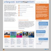 Website Integraal Samenwerken